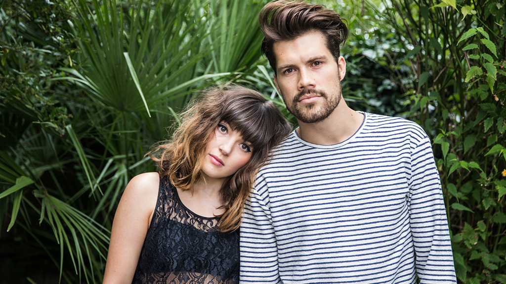 Лондонский дуэт Oh Wonder представил клип «I Wish I Never Met You»