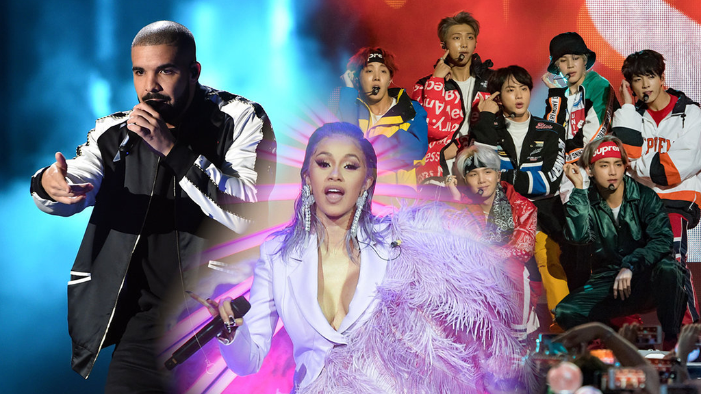 Billboard Music Awards 2019: как это было